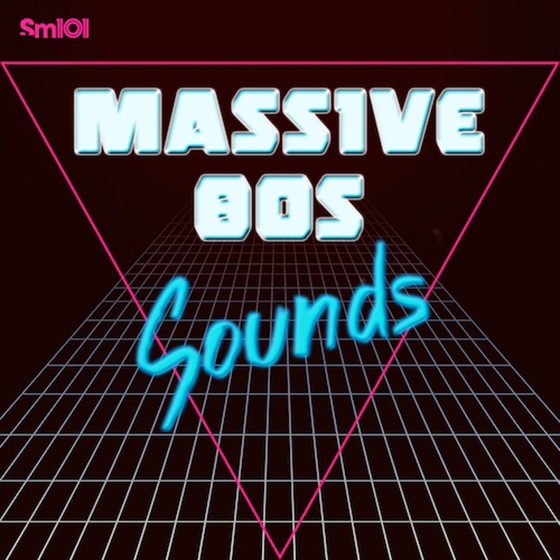 SM101 Massive 80s Sounds MiDi Ni Massive Presets